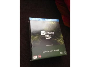 Breaking Bad: Complete Box - Säsong 1-5 (Blu-ray) NY INPLASTAD! - Norrtälje - Breaking Bad: Complete Box - Säsong 1-5 (Blu-ray) NY INPLASTAD! - Norrtälje