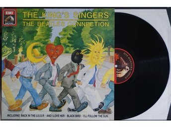 King´s Singers – The Beatles Connection – LP (rare)