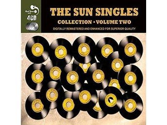 Sun singles collection vol 2 (Rem/Digi) (4CD) Ord Pris 149 kr SALE
