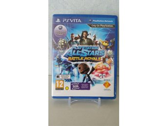Playstation All-Stars Battle Royale PS VITA Spel