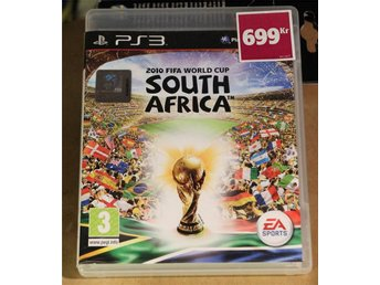 PS 3 spel Fifa South Africa