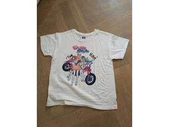 Dolly style signerad T-shirt