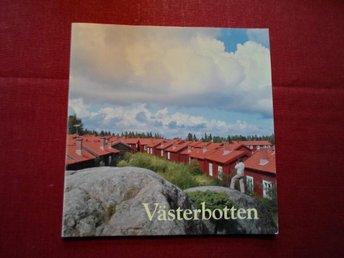Västerbotten bok fr 1993 se bilder för mer info - Sundbyberg - Västerbotten bok fr 1993 se bilder för mer info - Sundbyberg