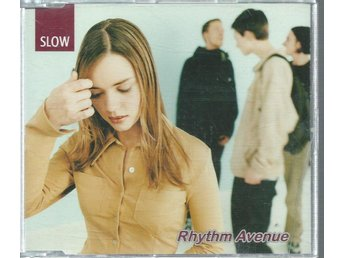 RYTHM AVENUE - SLOW .(CD MAXI/SINGLE )