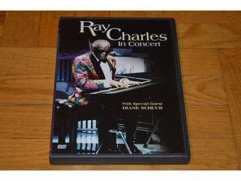 Ray Charles - In Concert - DVD