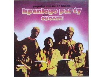 Oboade title* Kpanlogo Party* Reggae, Folk, World UK LP