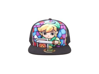 Keps - Nintendo - The Legend of Zelda - Wind Waker Link Snapback
