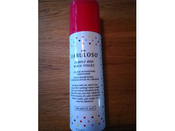 Fabuloso Colour intensivfying Purple Red 250ml