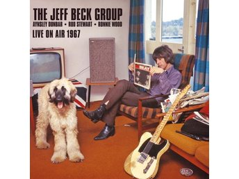 Jeff Beck Group: Live on air 1967 (CD)