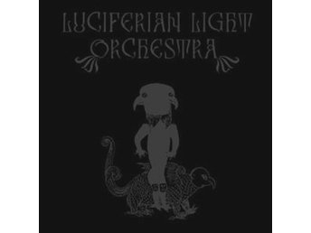 Luciferian Light Orchestra -Black ltd 300 Therion sideprojec