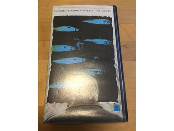 The Cure - Staring at the sea - The images - VHS