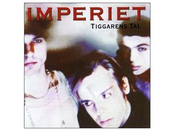 IMPERIET - TIGGARENS TAL - FIRST PRESSING - PRINTED 1988  (CD)