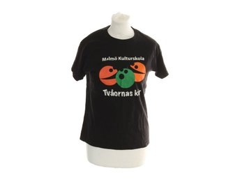 Fruit of The Loom, T-shirt, Strl: 140, Svart/Vit/Orange/Grön