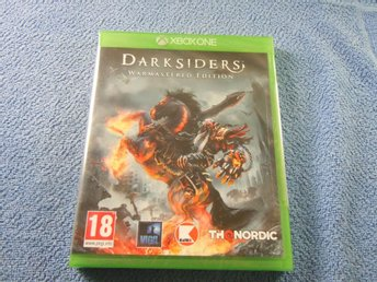 DARKSIDERS WARMASTERED EDITION / XBOX ONE!