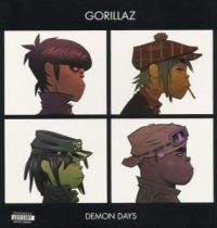 Gorillaz: Demon days (2 Vinyl LP)