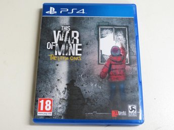 THIS WAR OF MINE: THE LITTLE ONES (Playstation 4/PS4)