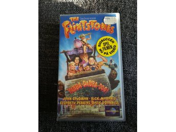 +++ The Flintstones +++ VHS
