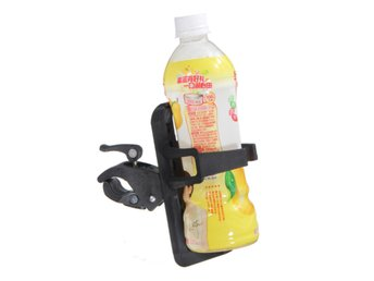 Motorcycle Bicycle Cycling Handlebar Cup Water Bottle Dri...