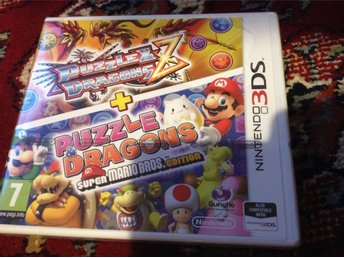 Puzzle & Dragons Z (New & Sealed)