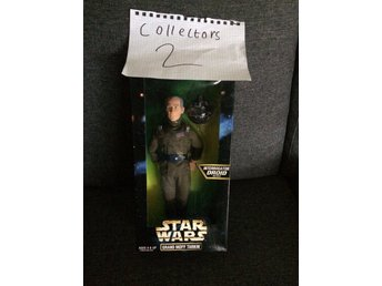STAR WARS Grand Moff Tarkin Action Figure 90-talet