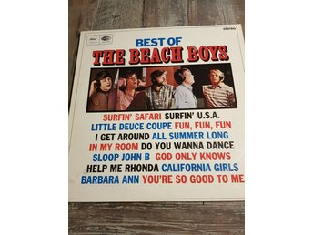 Beach boys,  The best of,