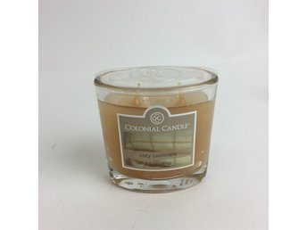 Doftljus, Colonial Candle, cozy cashmere, Orange