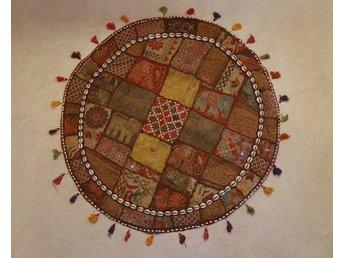 Runt Kuddfodral Fran Indien M 376586733 ᐈ Dharma Underground