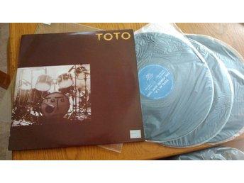 Toto: in LA The Forum MAY 1982 Trippel vinyl /LP - Borlänge - Toto: in LA The Forum MAY 1982 Trippel vinyl /LP - Borlänge