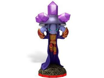 Skylanders Wii PS3 PS4 Figurer TRAP TEAM -  BLASTERMIND