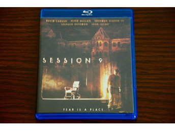 Session 9  (David Caruso)