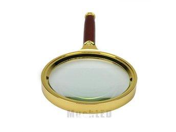 förstoringsglas i 10x förstoring av högsta kvalitet 90 mm lins - Falun - förstoringsglas i 10x förstoring av högsta kvalitet 90 mm lins - Falun