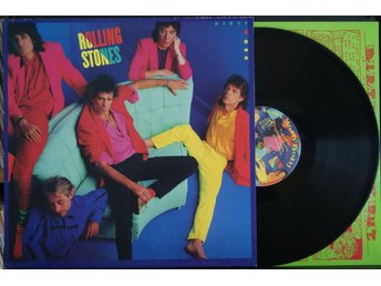 Rolling Stones – Dirty Works – LP