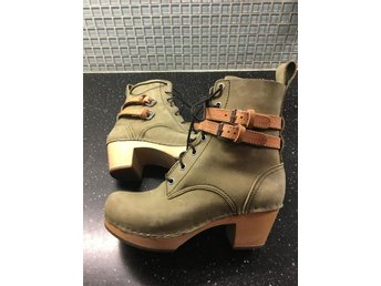 Swedish Hasbeens Combat boot stl 36