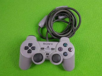 Dual Shock Kontroll Playstation PS1 PSX PSone PS 1 - Hägersten - Dual Shock Kontroll Playstation PS1 PSX PSone PS 1 - Hägersten
