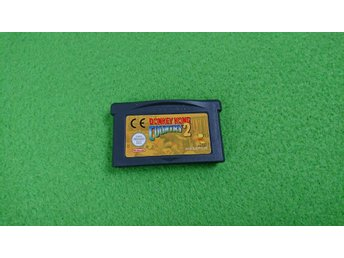 Donkey Kong Country 2 Kassett Gameboy Advance GBA Warioland
