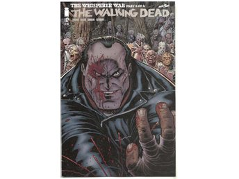 Walking Dead # 162 Cover B NM Ny Import