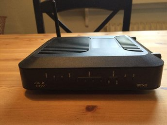 Cisco EPC2425 kabeltv-bredbands-router