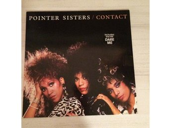 POINTER SISTERS - CONTACT. (MVG LP)