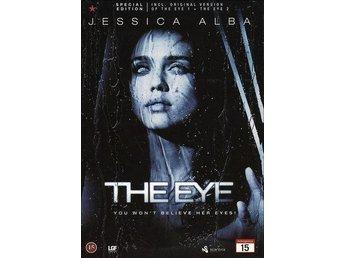 The Eye.. Jessica Alba.. 3 filmer.. 3DVD.. Ny/Inplastad.. OOP!! - Katrineholm - The Eye.. Jessica Alba.. 3 filmer.. 3DVD.. Ny/Inplastad.. OOP!! - Katrineholm