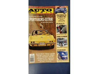 Automobil nr 2 2000: Land Rover Discovery Td5, Maserati 3200 GT, Corvette 63-67