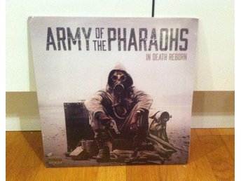 *HELT NY*  Army Of The Pharaohs - In Death Reborn vinyl LP Jedi Mind Tricks