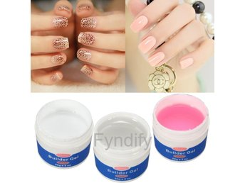 Nail Gel Builder UV Gel  Klar