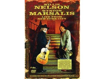Nelson Willie/Wynton Marsalis: Live from N.Y.C. (DVD)
