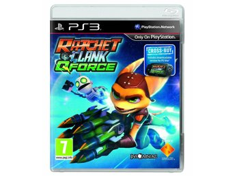 Ratchet & Clank: QForce - Playstation 3
