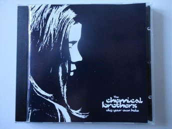 THE CHEMICAL BROTHERS: DIG YOUR OWN HOLE. 1997. ORIG. HOL CD 1ST PRESS. PRIMA!