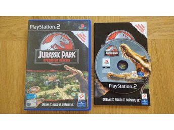 PlayStation 2/PS2: Jurassic Park: Operation Genesis