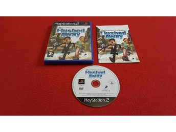 FLUSHED AWAY till Sony Playstation 2 PS2