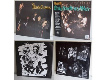 The Black Crowes – Shake Your Money Maker – Rich/Chris Robinson – 90-tal