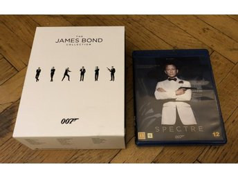 James Bond - The Collection (Blu-Ray)