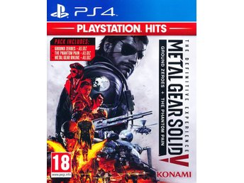 Metal Gear Solid V 5 The Definitive E...